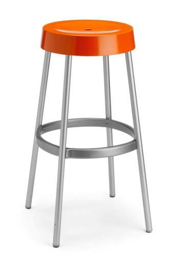 SCAB design - Gim Barhocker - orange