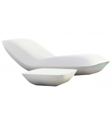 VONDOM - Pillow Sun Chaise